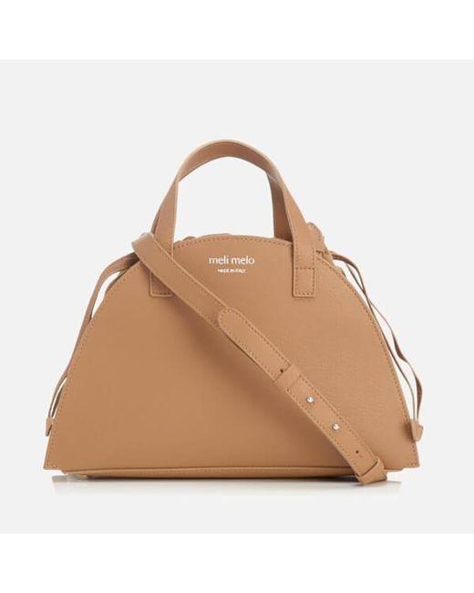 Meli Melo - Brown Women's Giada Mini Cross Body Bag - Lyst