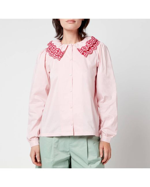 Résumé Pink Dorethea Shirt