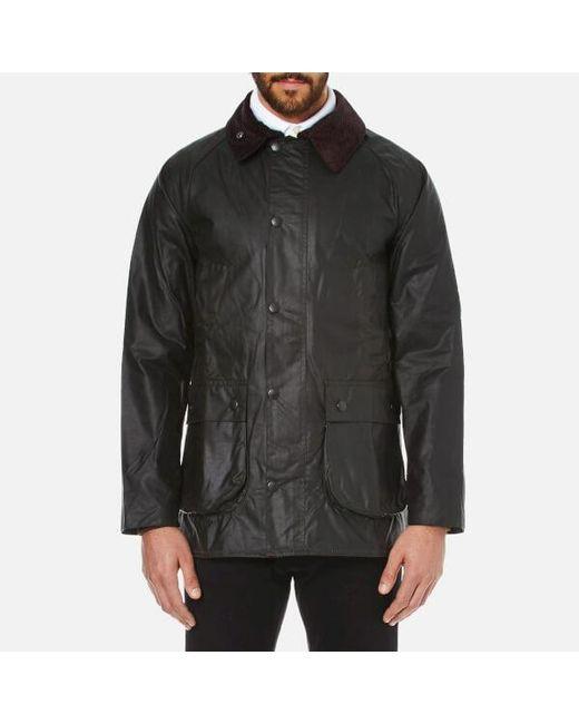Barbour - Green Heritage Men's Si Bedale Wax Jacket for Men - Lyst