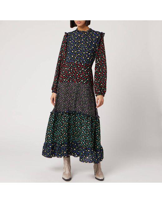 Rixo Multicolor Billie Maxi-dress