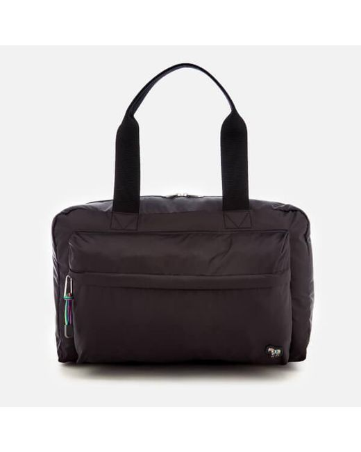 Paul Smith - Black Men s Zebra Duffle Bag for Men - Lyst ... 31e3bc82a
