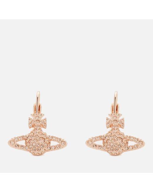 Vivienne Westwood | White Women's Grace Earrings | Lyst