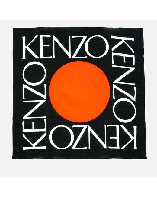 KENZO Multicolor Seasonal Bandana