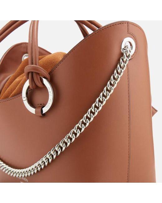Meli Melo Women s Ornella Tote Bag in Brown - Lyst b5887ef824068