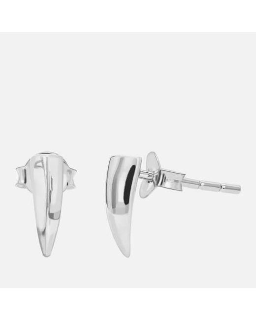 Missoma - Metallic Dagger Stud Earrings - Lyst