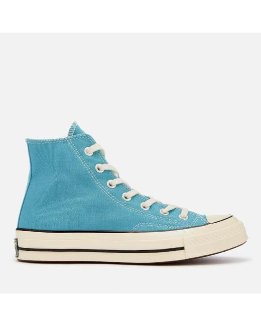 Converse - Blue Chuck Taylor All Star '70 Hitop Trainers for Men - Lyst