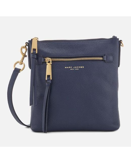 Marc Jacobs - Blue Women's North South Cross Body Bag - Lyst