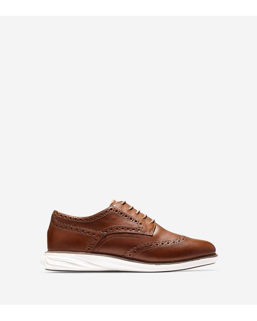 Cole Haan Men S Grand Evolution Wingtip Oxford Shoes