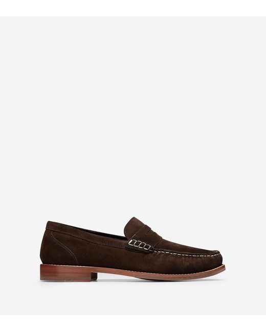 Cole Haan - Brown Men's Pinch Grand Casual Penny Loafer for Men - Lyst