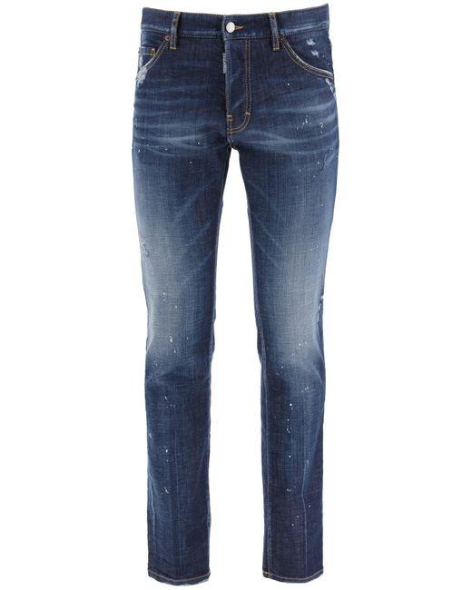DSquared² Blue Cool Guy Jeans for men