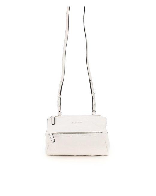 Givenchy Multicolor Pandora Mini Bag