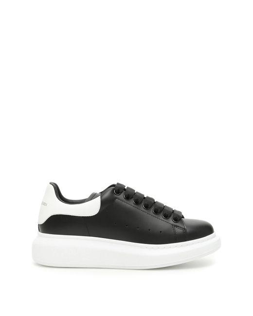 Alexander McQueen Black Oversize Sneakers for men