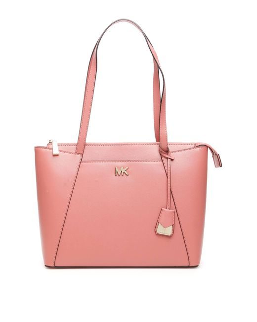 MICHAEL Michael Kors Pink Maddie Tote Bag