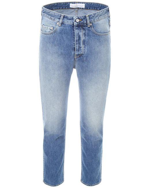 Golden Goose Deluxe Brand - Blue Golden Happy Jeans for Men - Lyst