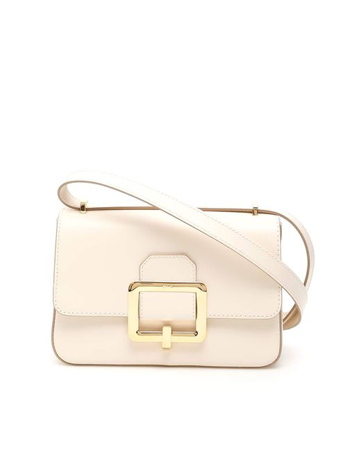 Bally White Janelle Bag