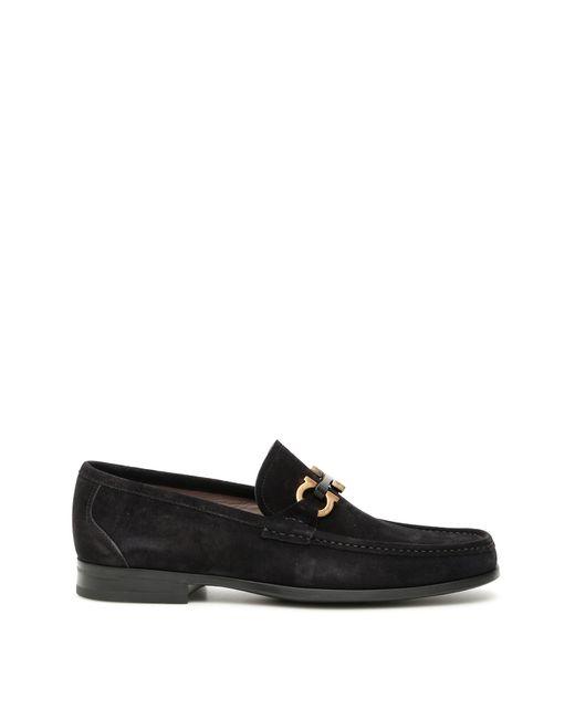 8a8265cd9d6c0 Ferragamo - Black Grandioso Loafers for Men - Lyst ...