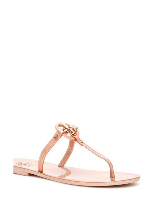 e361c97d2 ... Tory Burch - Multicolor Mini Miller Rubber Sandals - Lyst ...
