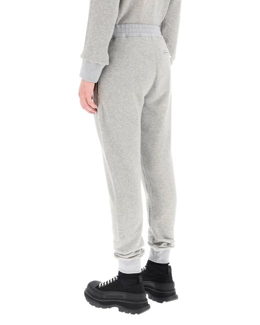 Alexander McQueen Gray Trousers for men
