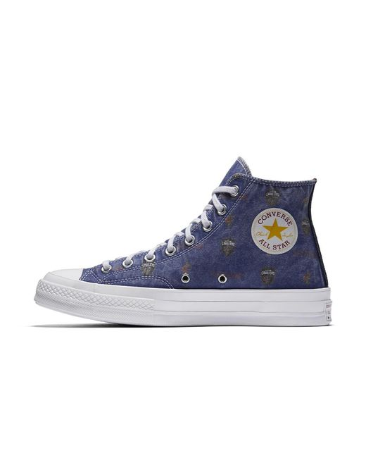 Converse - Blue X Nba Chuck 70 Cleveland Cavaliers Franchise High Top Shoe for Men - Lyst