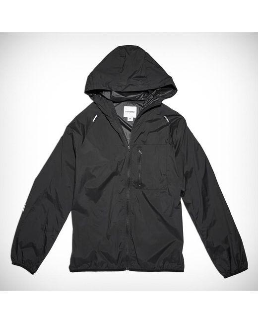 Converse -Essentials Winterwool Full-Zip Hoodie - Black
