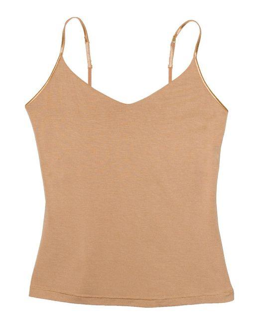 Cosabella - Natural Talco V-neck Camisole - Lyst