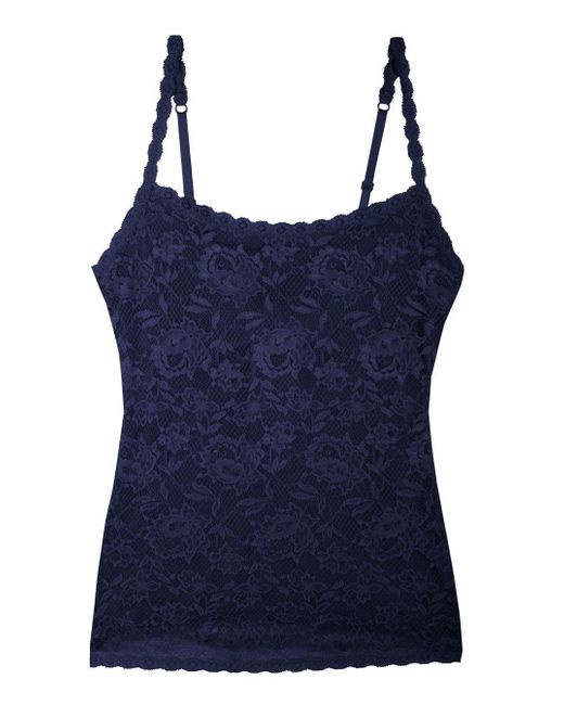 Cosabella - Blue Never Say Never Sassie™ Lace Camisole - Lyst