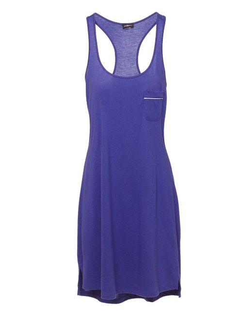 Cosabella | Purple Bella Racerback Sleep Dress | Lyst