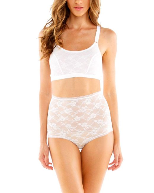 Cosabella | White Glam Shapewear Brief | Lyst