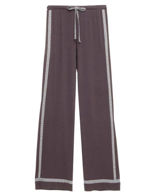 Cosabella - Purple Hustle Pant - Lyst