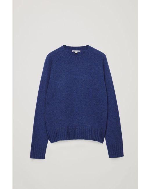 de93512c40f cos-Blue-Wool-yak-Hair-Knit-Jumper.jpeg