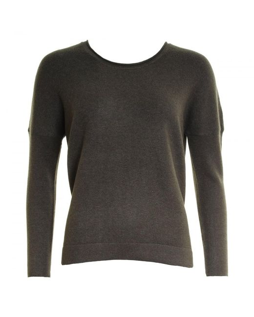French Connection | Gray Viva Vhari Ladies Jumper | Lyst
