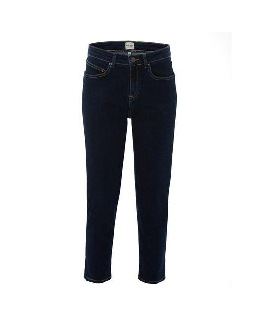 White Stuff - Blue Straight Crop Womens Jean - Lyst