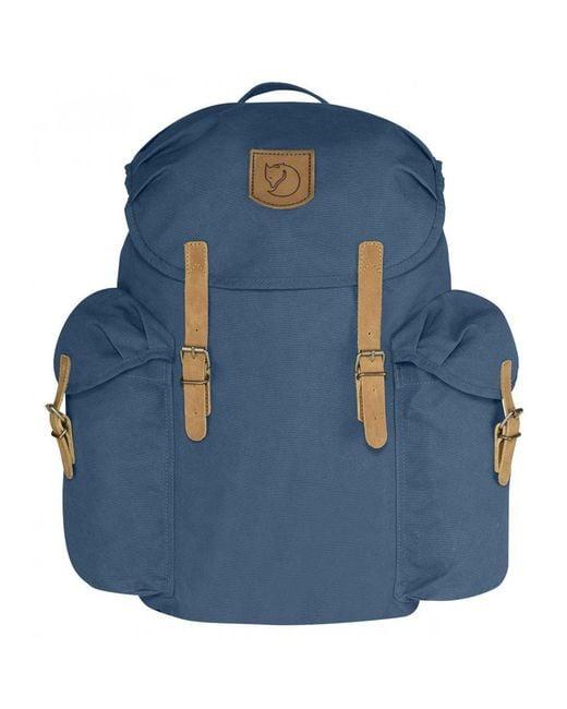 Fjallraven - Blue Ovik Backpack for Men - Lyst
