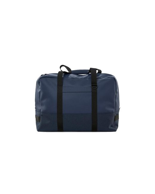 Rains Blue Luggage Bag for men