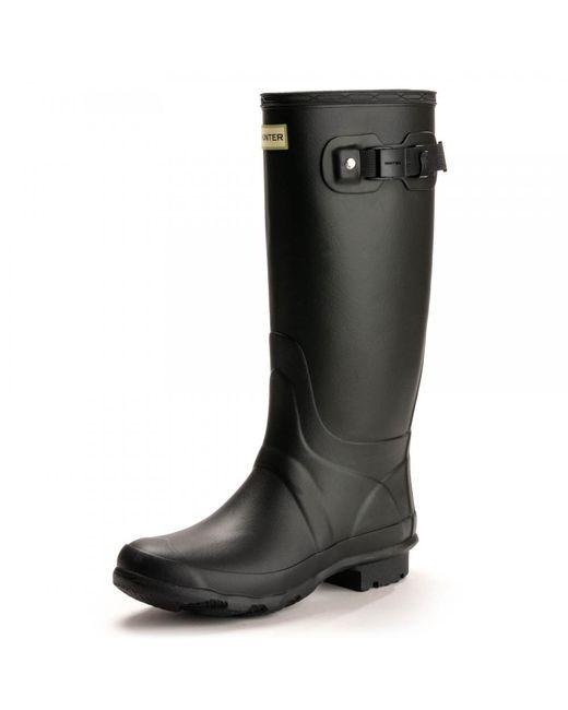 Hunter - Black Field Huntress Ladies Boot - Lyst