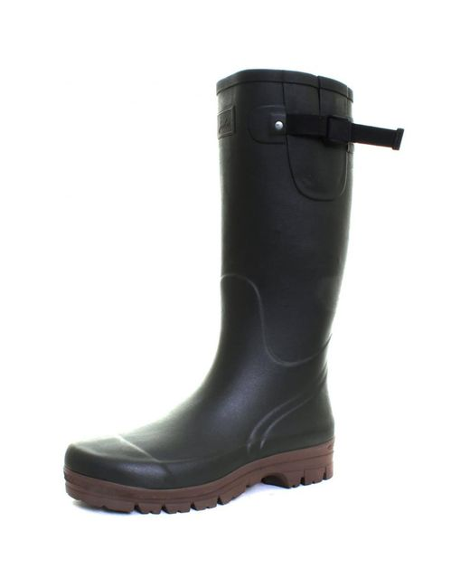 Joules | Green Field Welly Mens Wellingtons (v) for Men | Lyst