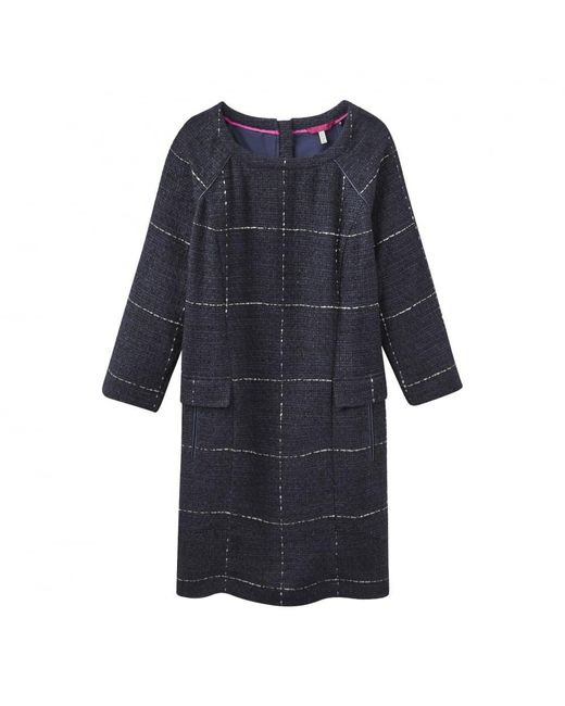 Joules - Blue Esther Casual Ladies Dress (v) - Lyst
