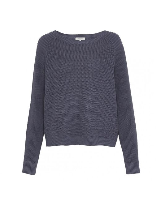 Great Plains | Blue Stella Cotton Womens Knits | Lyst