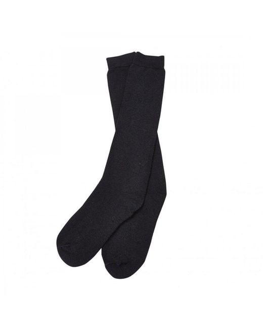Barbour - Blue Mens Wellington Sock (knee) for Men - Lyst