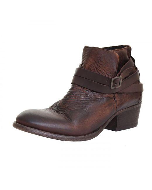 H by Hudson | Brown Horrigan Ladies Boot | Lyst