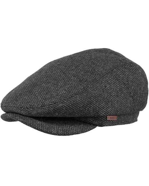 Barts Black Oslo Mens Cap for men