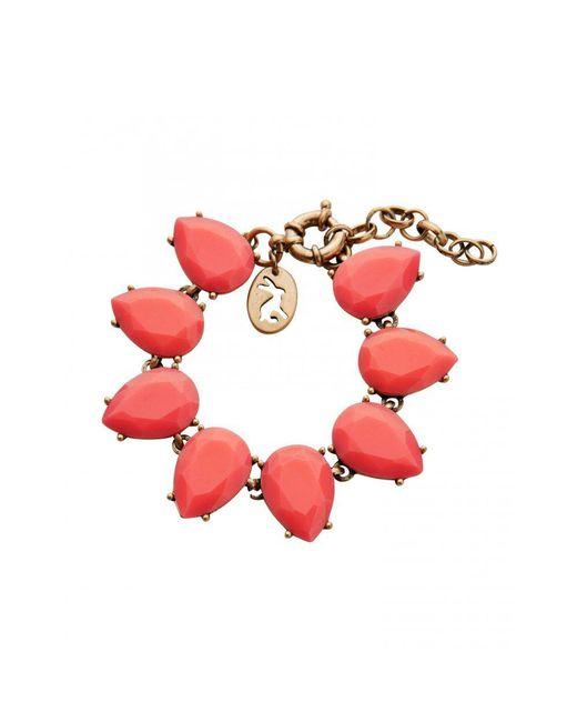 Joules - Pink Bridie Ladies Bracelet (s) - Lyst