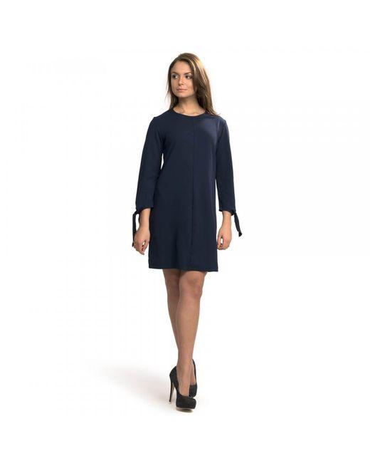Great Plains - Blue Tania Tie Jersey Shift Womens Dress - Lyst
