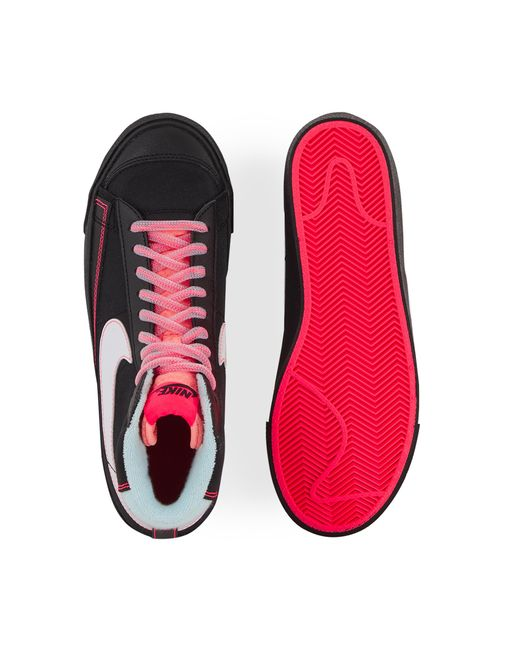 Blazer mid '77 dance Nike - Lyst