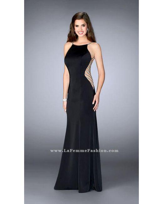 Sleeveless High Waist Cutout Neck Dress
