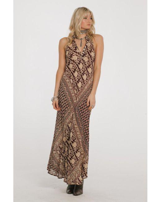 Raga   Brown Harvest Moon Tank Dress   Lyst