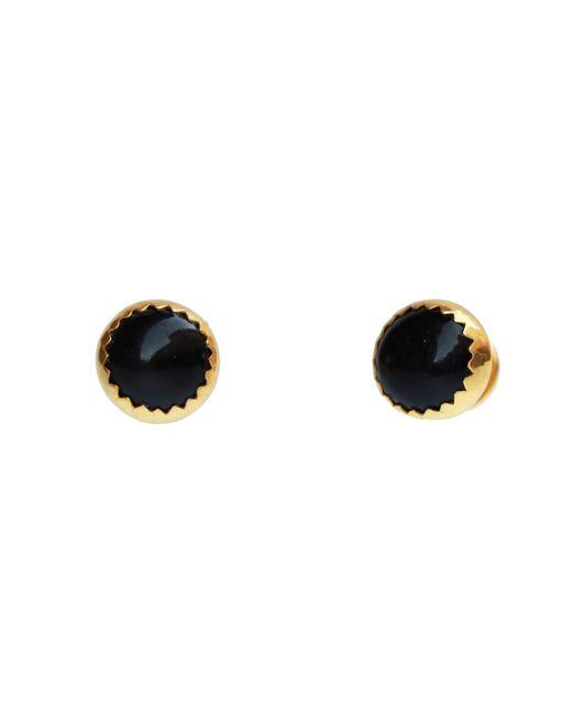 Heather Hawkins | Blue Tiny Serrated Stud Earrings - Multiple Colors | Lyst