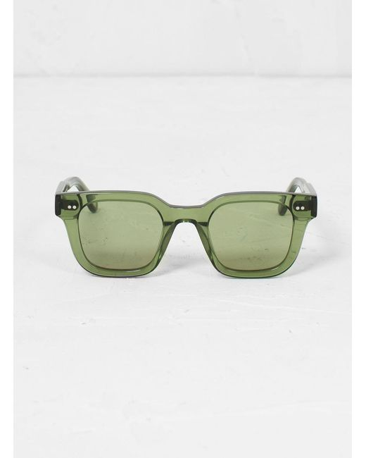 2aec05b3473 Chimi - Green Kiwi Clear 004 Sunglasses for Men - Lyst ...