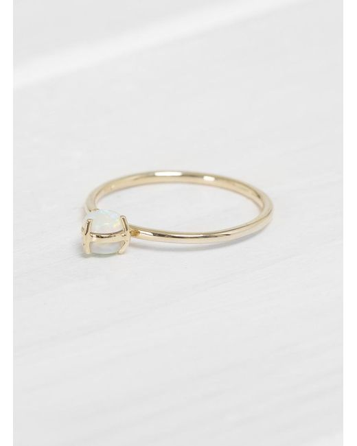 Wwake - Multicolor Double Sided Solitaire Ring - Lyst