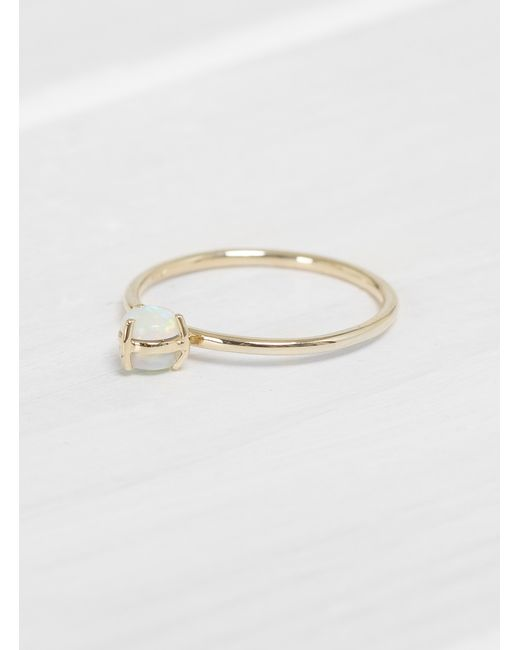 Wwake | Multicolor Double Sided Solitaire Ring | Lyst